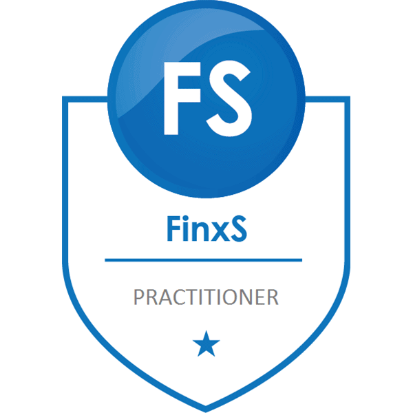 FinxS Pactitioner badge